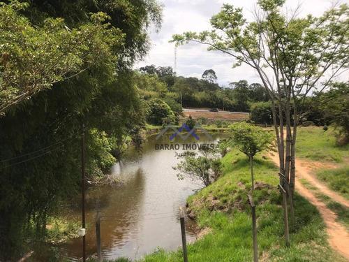 Chácara À Venda, 22 M² Por R$ 1.800.000,00 - Parque Da Fazenda - Itatiba/sp - Ch0063