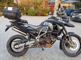 Bmw F800 Gs Triple Black, 2013, 11,400 Kms