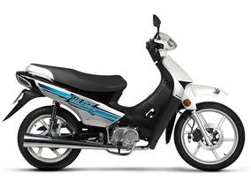 Moto Ciclomotor Motomel Blitz 110 Full V8 Colores 0km