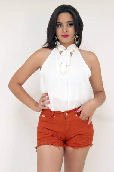 Short Jeans Feminino Hot