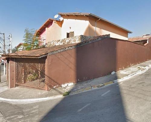 Imagem 1 de 15 de Sobrado Para Venda Em Suzano, Jardim São Luis, 3 Dormitórios, 1 Suíte, 1 Banheiro, 2 Vagas - So059_1-1918146