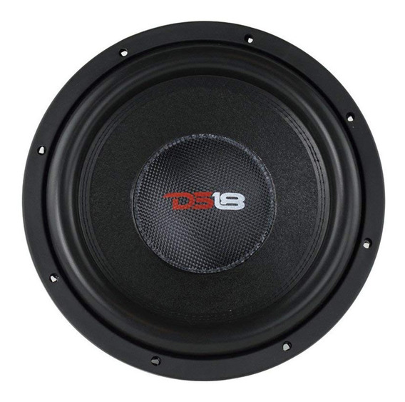 Subwoofer 12 Pulgadas Ds18 Z12 Elite Doble Bobina 1600w