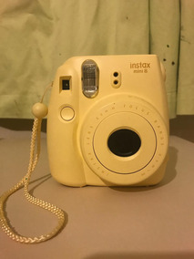 Camera Polaroid Instax Mini 8 Amarela