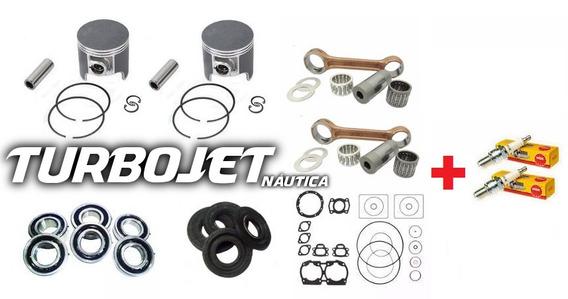 Kit Motor Completo Jet Ski Sea Doo 720cc , + Velas Gratis