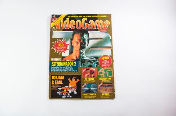 Revista Videogame, Ano 2, N. 14, Maio, 1992