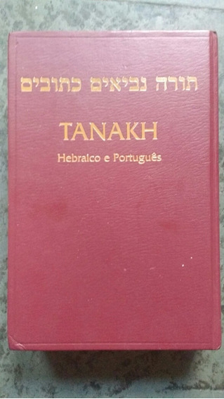 Bíblia Tanakh Hebraico Português