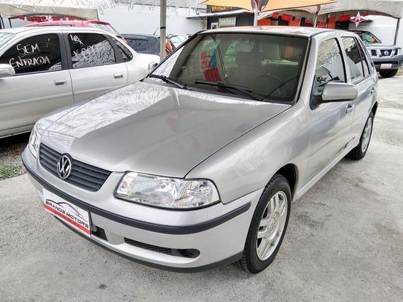 Volkswagen Gol G3 1.0 8v Gasolina 4p Manual