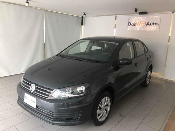 Volkswagen Vento 2019 4p Starline L4/1.6 Man