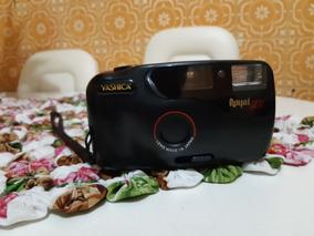 Máquina Fotográfica Câmera Analógica Yashica Royal 300