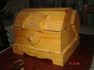 Vendo Cofre Antiguo Pequeño
