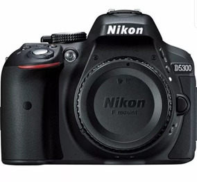 Câmera Nikkon D5300 + Lente Sigma 18-300
