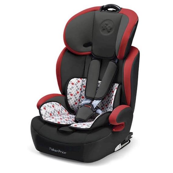 Cadeira Para Auto Fisher-price 9-36 Kg (i, Ii, Iii) Vermelho