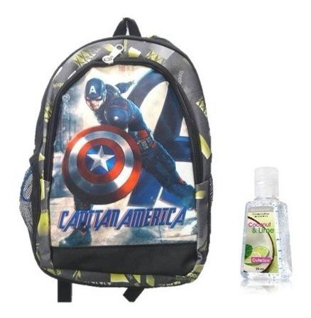 Bolso Morral Escolar Maletin Infantil Avengers Soy Luna