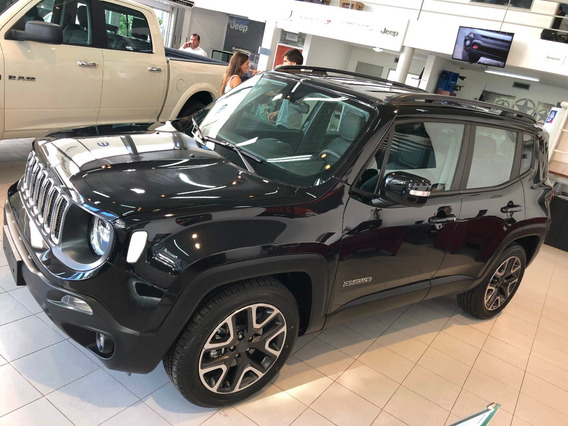 Jeep Renegade 1.8 Longitude At6 0km 2019 Linea Nueva