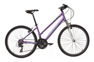 Bicicleta Dama Vairo 3.5 R27.5 Color Violeta Oferta!!