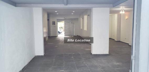 97263* Salão Comercial 200m² - Ca0450