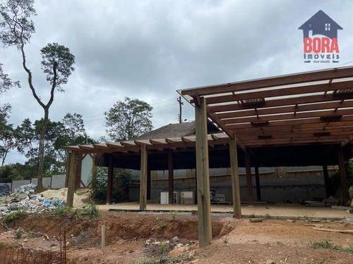 Chácara Com 4 Dormitórios À Venda, 1800 M² Por R$ 250.000,00 - Pirucaia - Mairiporã/sp - Ch0368