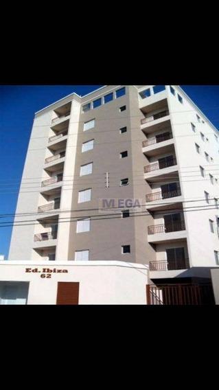 Apartamento Residencial À Venda, Vila Industrial, Campinas. - Ap2204