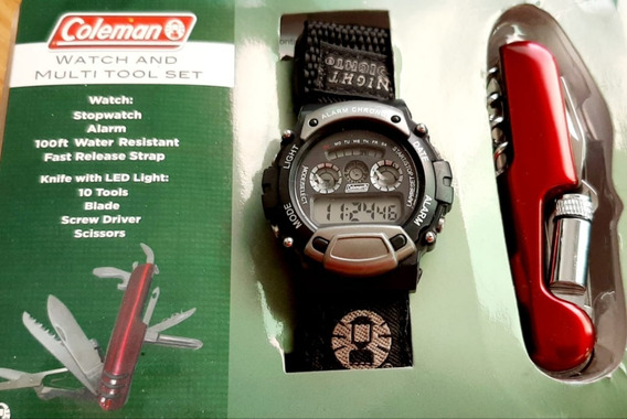 Relógio Digital Coleman Gift Set 702 - Compre Já