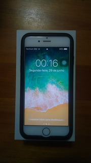 Celular iPhone 6 Gold 16gb