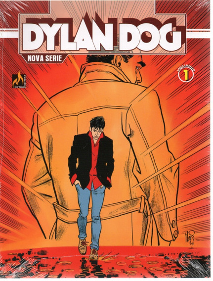 Dylan Dog Nova Serie 01 - Mythos 1 - Bonellihq Cx341 A19