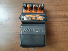 Pedal Onerr Super Distortion
