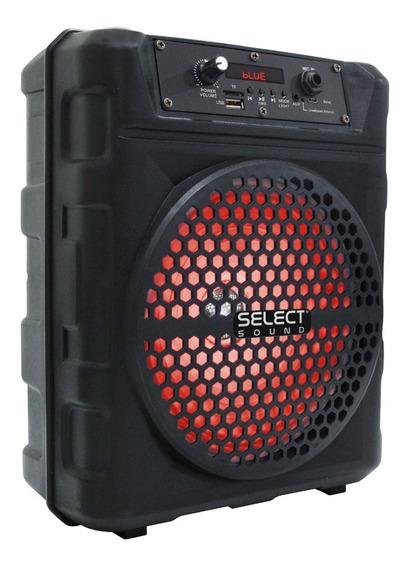 Bafle Amplificado 8 Pulgadas Select Sound Panther Ii Con Tws