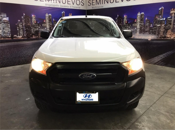 Ford Ranger 2.3 Xl Gasolina Mt 2017