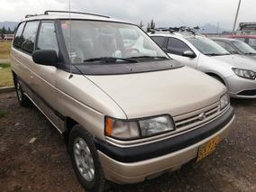Mazda Mpv Automático Modelo 1994 Beige 3 Puertas Buen Estado