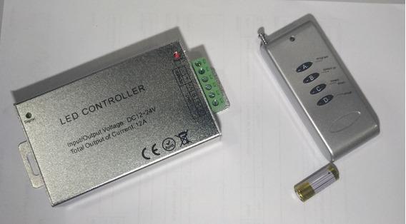 Controladora Com Controle Remoto + Fonte Chaveada 10a