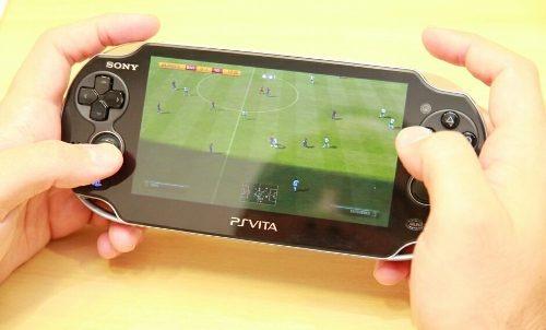Ps Vita Sd 4gb Completo Original Sony - Frete Gratis