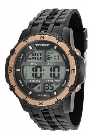 Relógio Speedo Digital 81135goevnp5 5 Atm