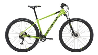 Bicicleta Cannondale Trail 7 R 29 Verde T. M - Racer Bikes