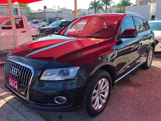 Audi Q5 Quattro Luxury 2.0t 2014 Credito Recibo Auto Financi