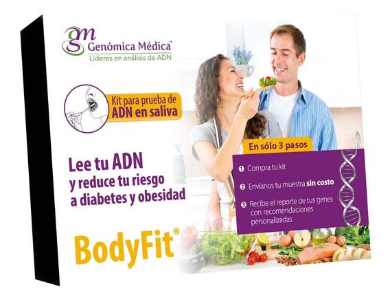 Prueba De Adn Para Riesgo Genético A Diabetes Y Obesidad
