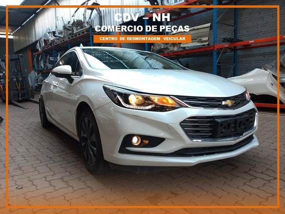 Sucata Chevrolet Cruze 2016/17 1.4 153cv Flex