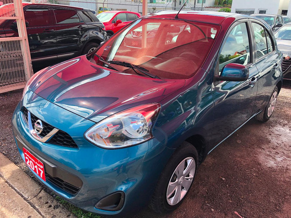 Nissan March Sense Tm5 2017 Credito Recibo Financiamiento