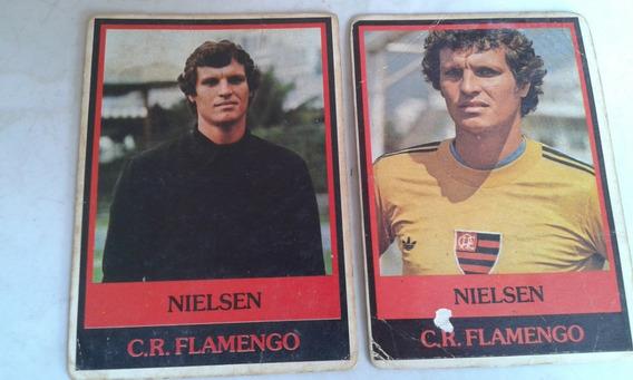 Ping Pong Futebol Cards Nielsen A Eb Flamengo 116