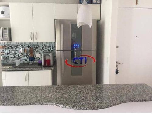 Apartamento Com 3 Dormitórios Para Alugar, 74 M² Por R$ 1.900/mês - Baeta Neves - São Bernardo Do Campo/sp - Ap3086