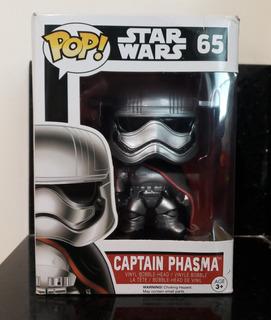 Funko Captain Phasma Cerrado En Caja