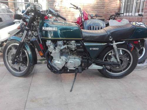 Kawasaki Z1300 6 Cilindros 1981 Carter Grande Clasica Colecc