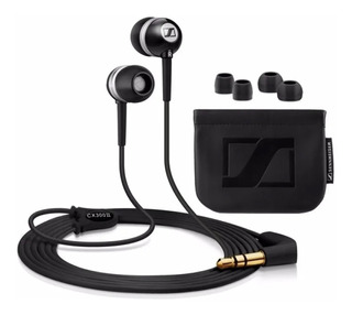 Auriculares Sennheiser In Ear Cx 300 iPhone Android - Rex