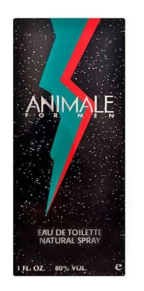 Perfume Animale 100ml Iimportado Original E Lacrado Promoção