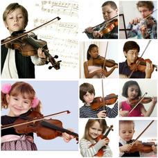 Clases De Violin Para Sus Hijos En Verano!!