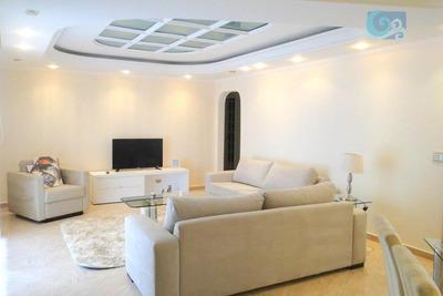 Apartamento À Venda, Praia Das Pitangueiras, Guarujá. - Ap4306