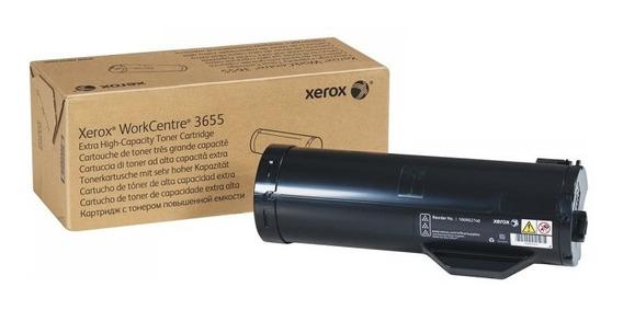Toner Xerox Workcentre 3655dn 106r02741 Extra High Capacity