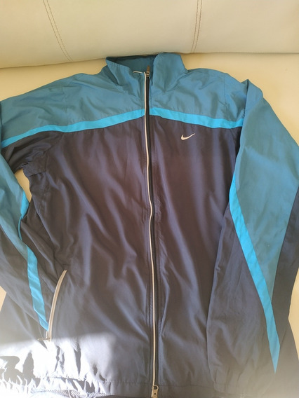 Campera Rompeviento Nike Mujer Talle L