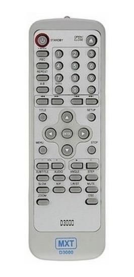Controle Remoto Dvd Britânia C0800*