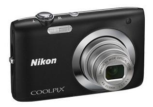 Câmera Nikon Coolpix S2600