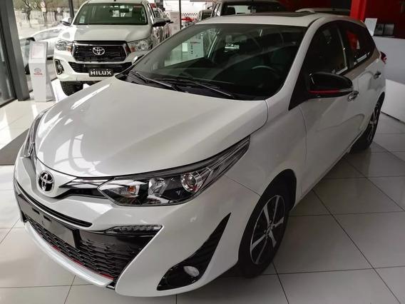 Toyota Yaris 1.5 Xls Automatico Com Teto